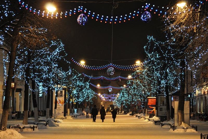 Ярославль на Новый год 2017: цены на отдых, фото
